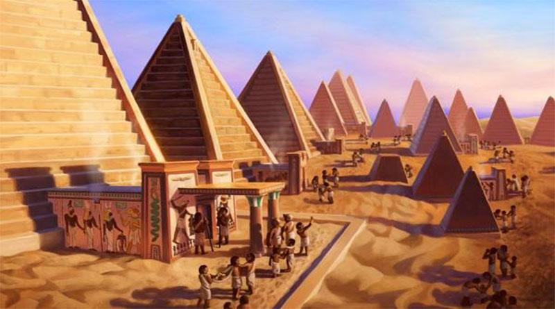 Kingdom of Kush (727BC – 350 AD)