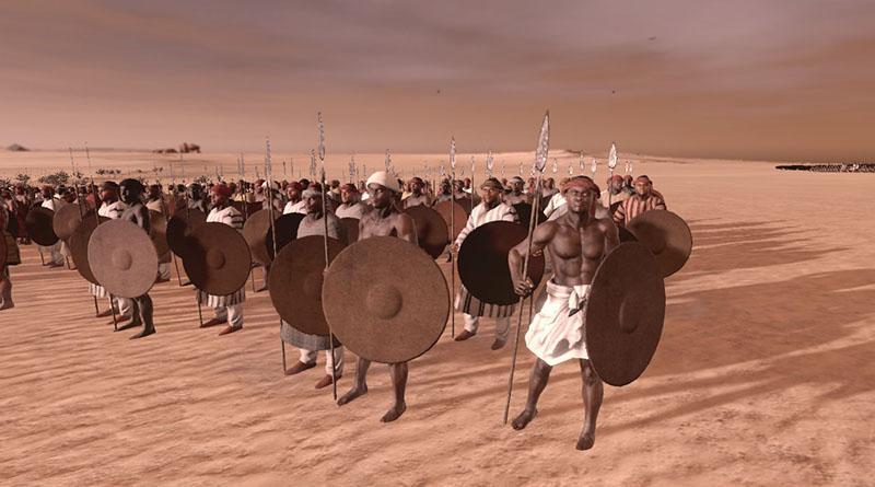 Kingdom of Dongola/Makuria (Nubia) 590 – 1314 AD