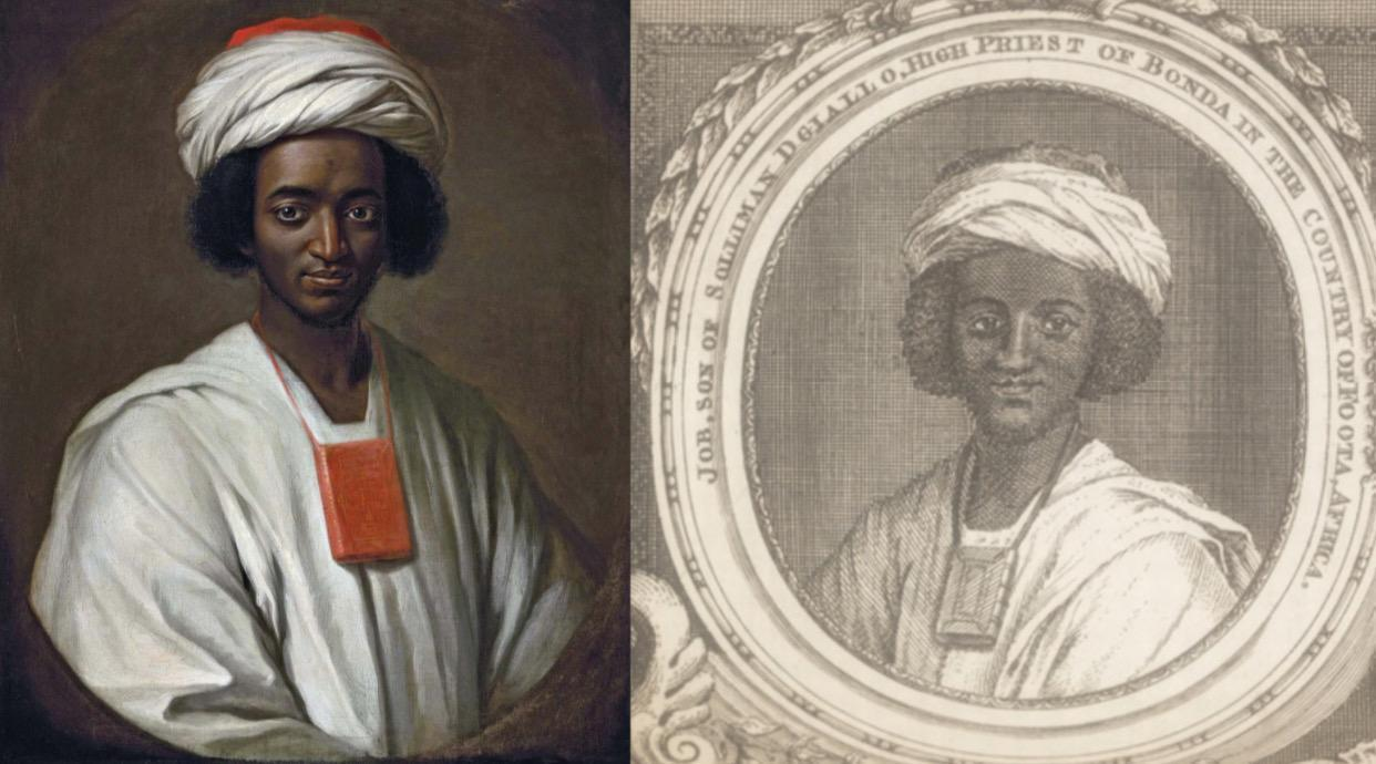 The Compelling Story of Ayuba Suleiman Diallo (1701-1773)