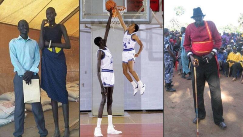Meet the tallest people in Africa, the Dinka tribe (Jieeng)