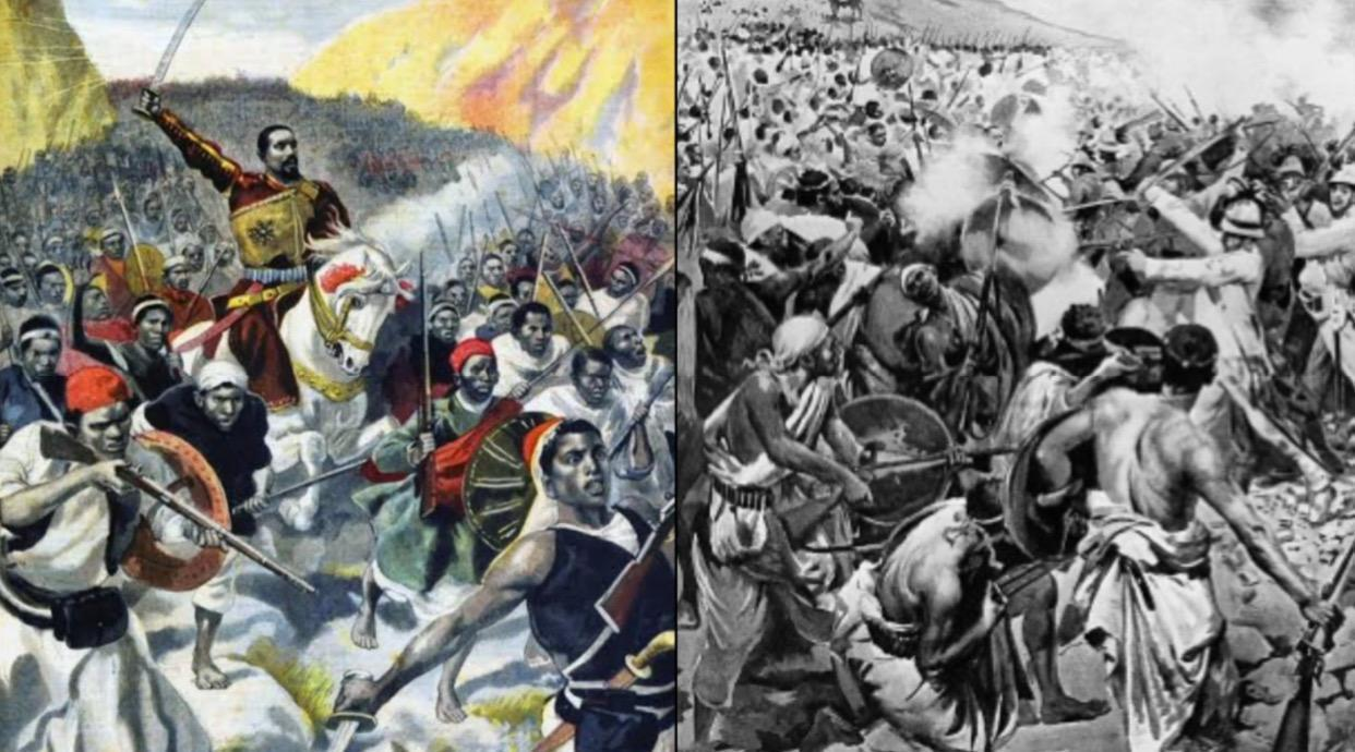 Battle of Adwa 1896: When Ethiopia Destroyed Invading Italian Army
