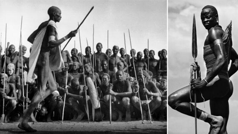 Dinka resisted British colonization & defeated British troops with sharp spears in 1919 – 1920
