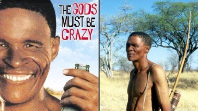 "The main actor of ""The Gods Must Be Crazy"" N!xau Toma was only paid $300"