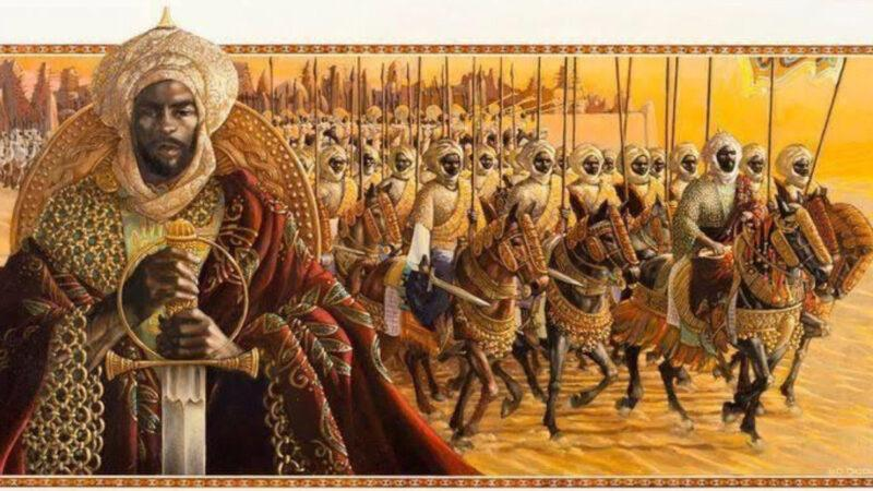 "Founder of Songhai Empire, Sunni Ali ""The Great"" (1464 – 1492)"