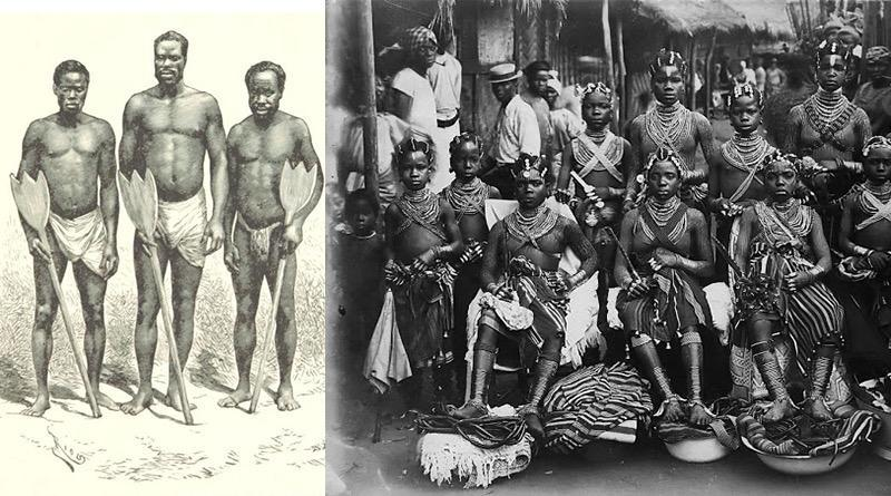 The Kru tribe, tough people that refused to be captured and taken away for slavery