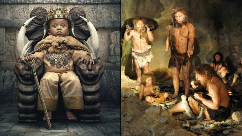 "White Genetics Professor: Africans are ""pure humans"", Caucasians have Neanderthal DNA [Video]"