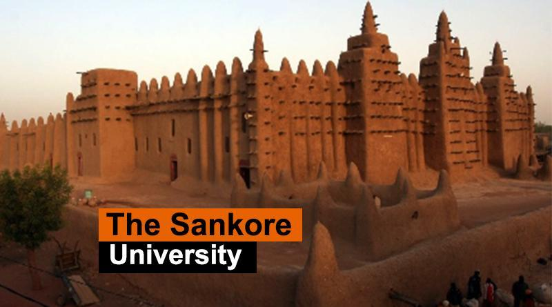 Sankore University in Timbuktu, Mali. Is one of the world's oldest universities & center of today's education