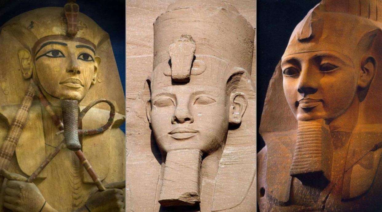 "Ancient Egypt: King Ramses II ""The Great"" (1292 – 1186 BCE)"