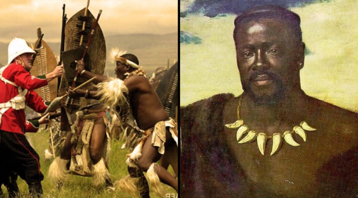 """Hell fire? We eat hell fire"" Cetshwayo, King of the Zulu told Christian Missionaries"