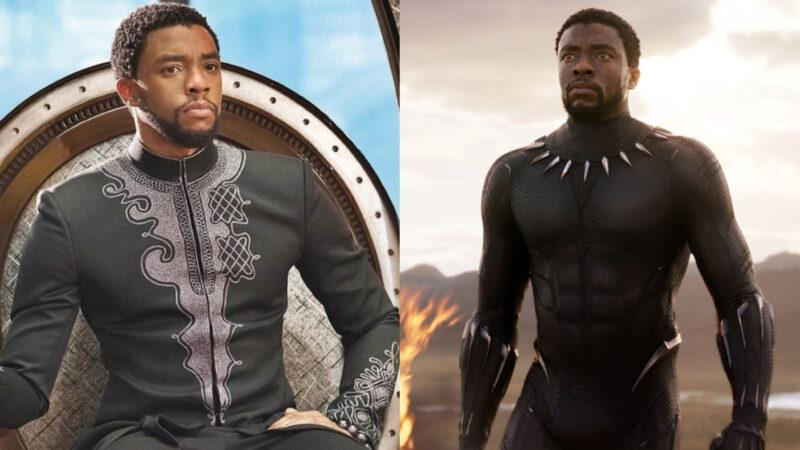 Chadwick, the man who brought King T'Challa to life in Black Panther dies of Cancer