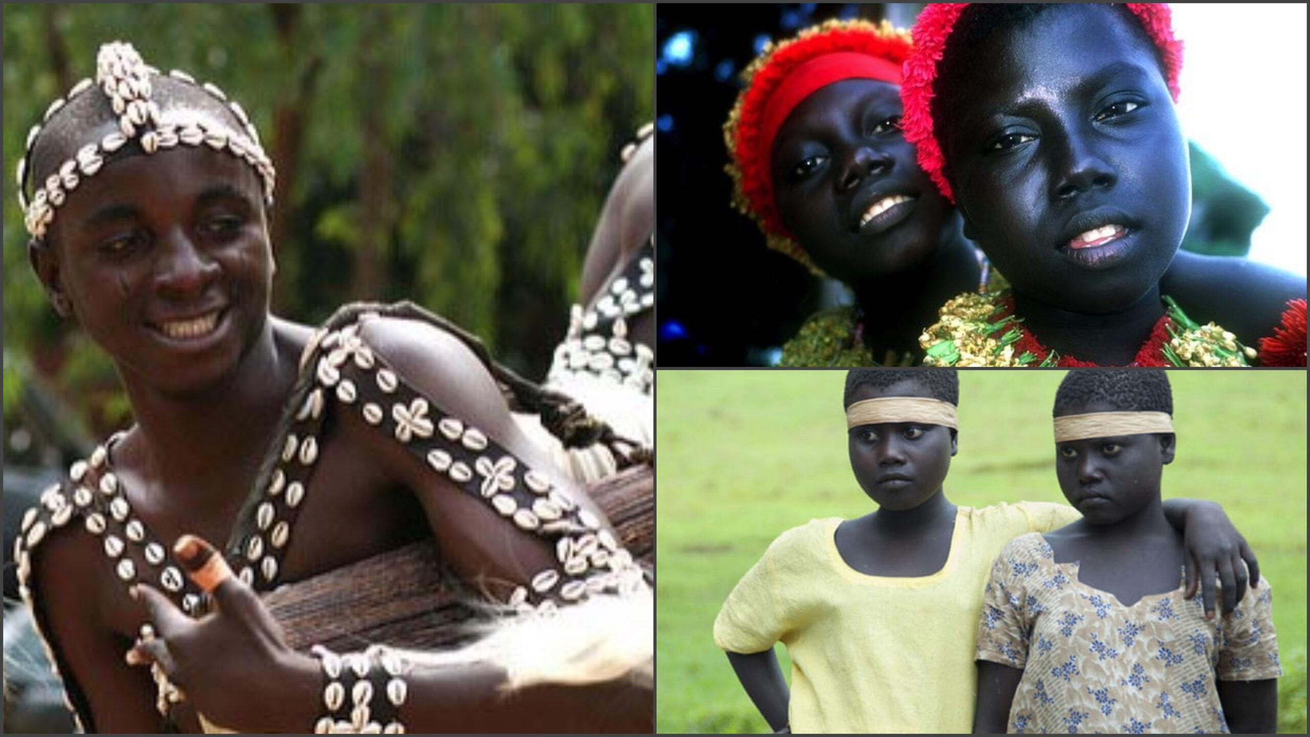 Jarawa people, one of earlier tribes of India they never show you