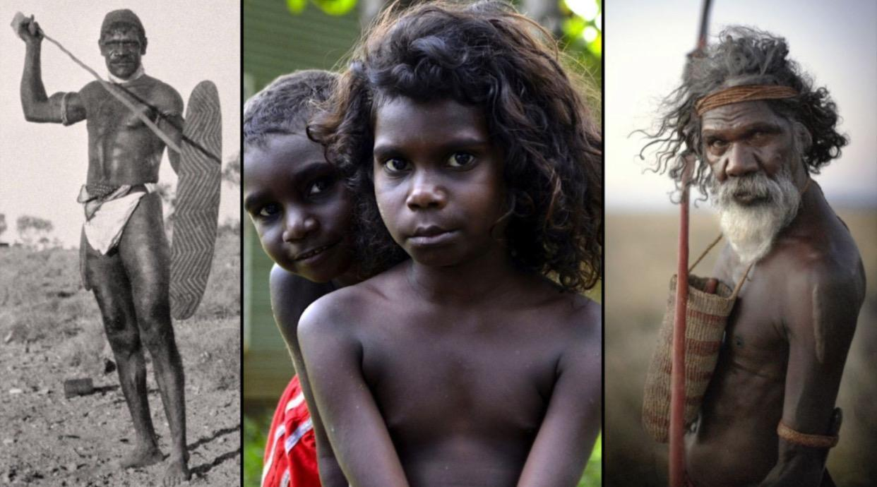 Aboriginal, the first known inhabitants of Australia for over 40,000 years