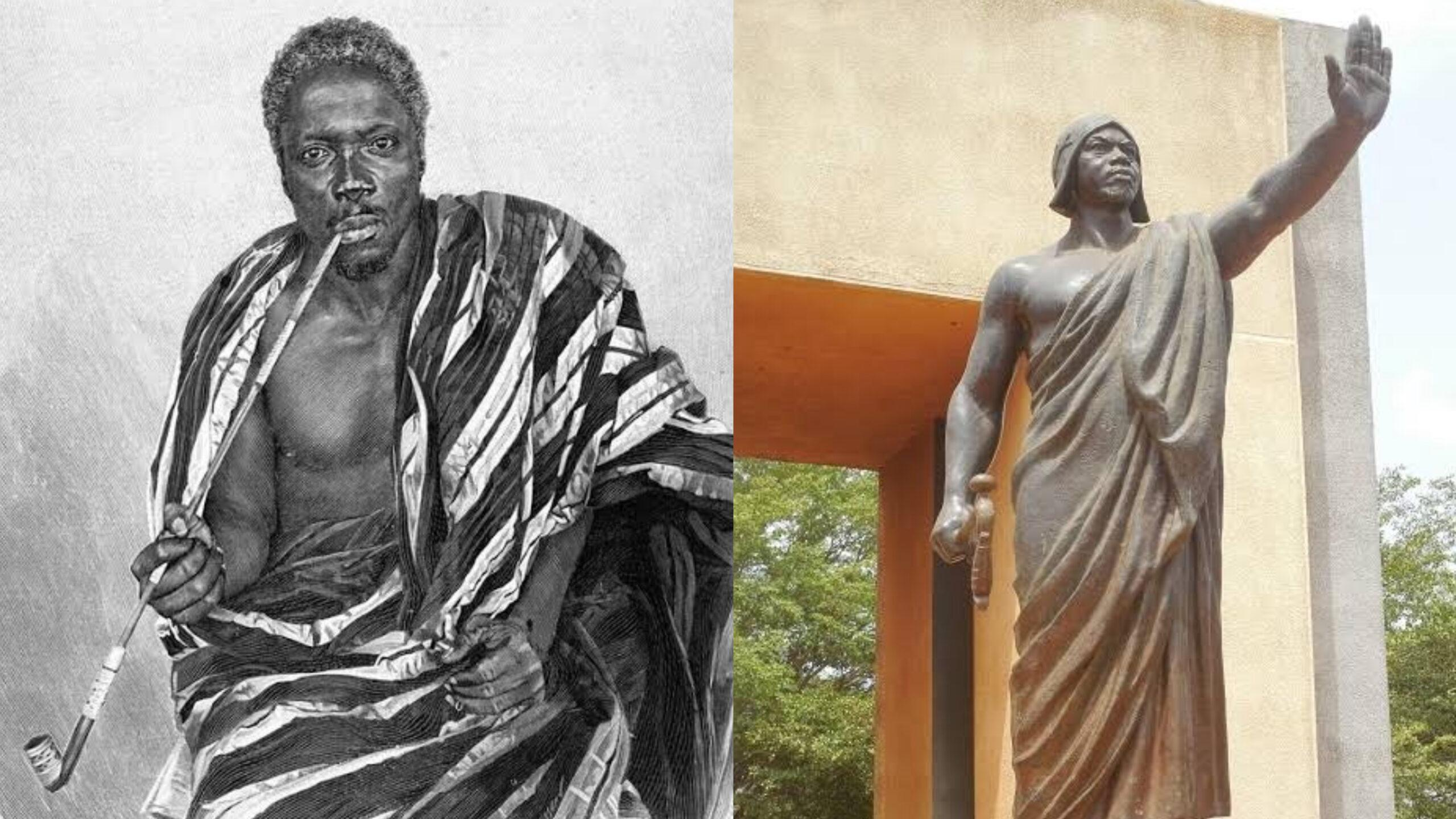 King Shark, one of the greatest African rulers who fought European invasion in Africa