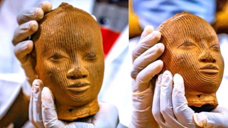 Netherlands Returns Smuggled 600-year-old Ife Terracotta to Nigeria