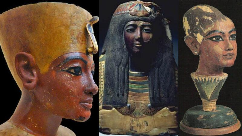 Ancient Egyptians Were Blacks – Kemet History