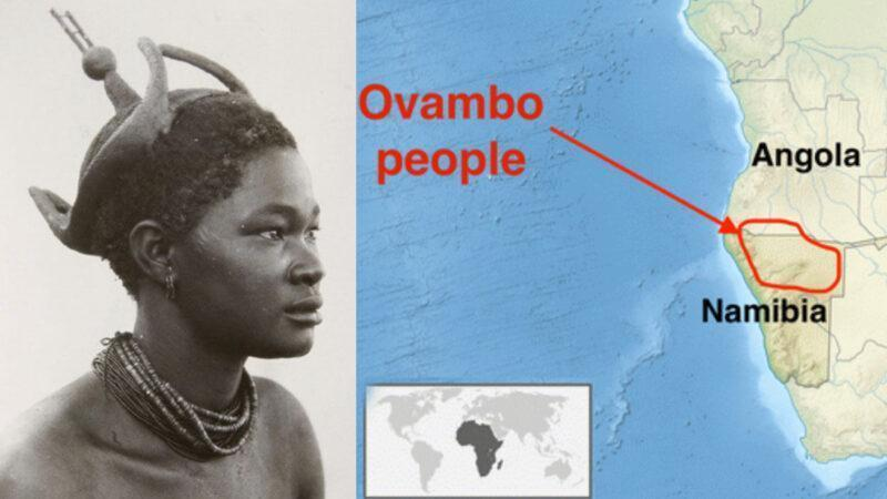 The rise and origin of Ovambo People