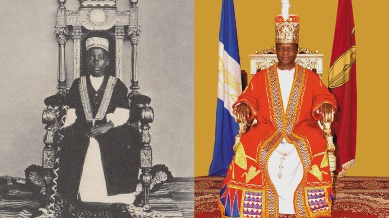 Buganda Kingdom, the largest of the traditional kingdoms in East Africa