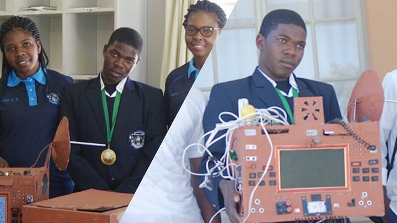 "A Teenager From Namibia Invents A ""Sim-Less"" and ""Airtime-Free"" Phone"