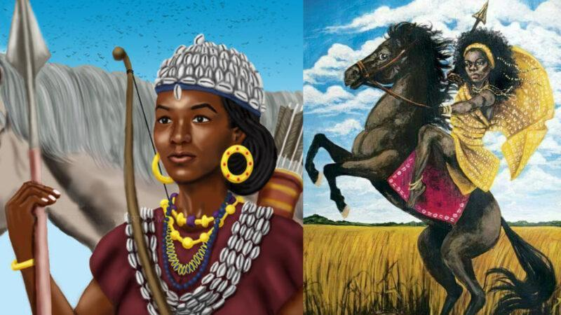 Yennnenga, Dagomba Warrior Princess whose son founded Mossi Kingdom in West Africa