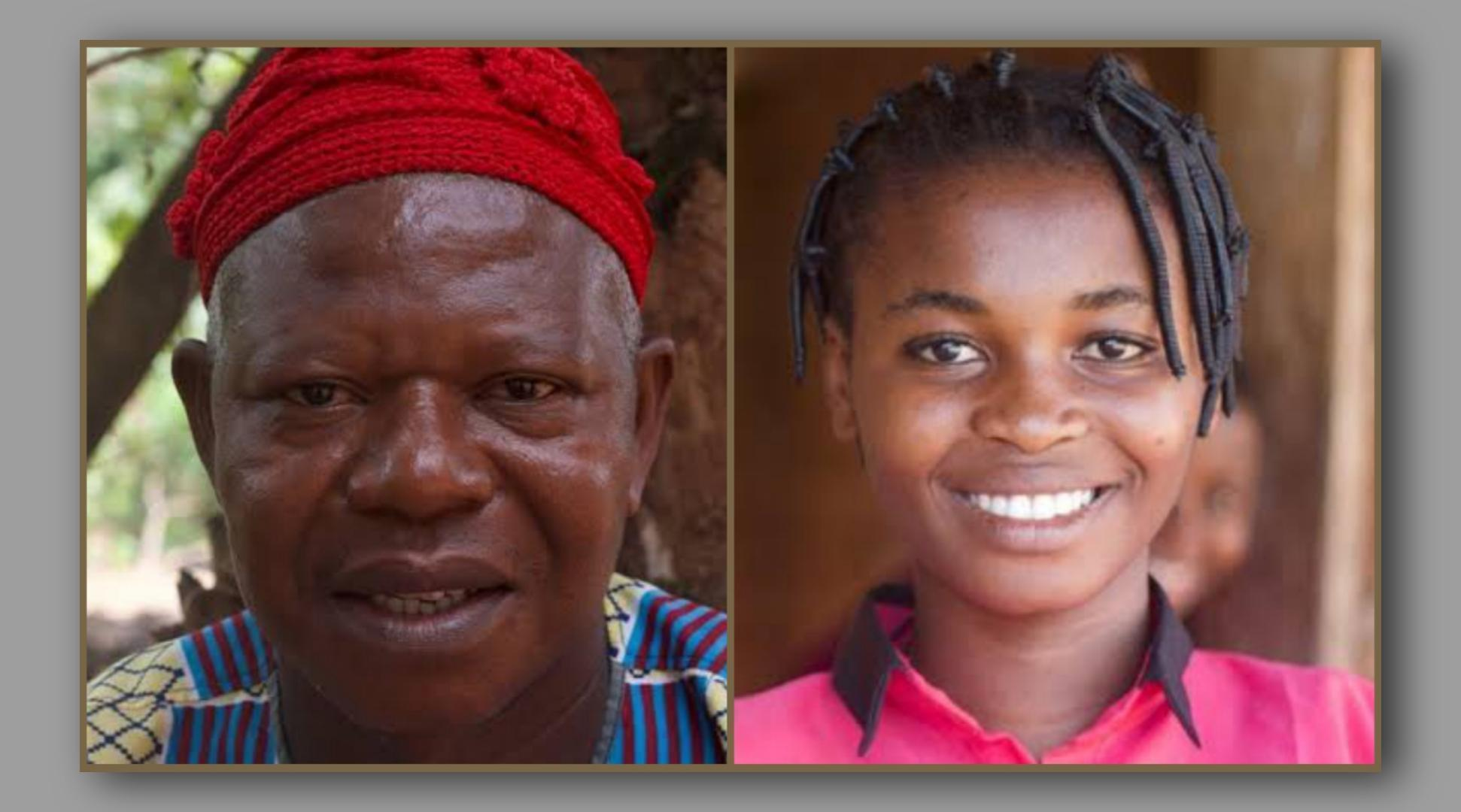Ubang: The African community where men and women speak different languages