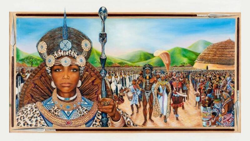 Queen Nandi 'mother of Shaka Zulu' buried with ten maidens alive to care for her