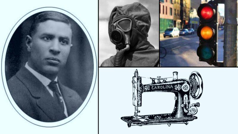 Garrett Morgan, the black inventor who invented traffic lights, gas mask & more