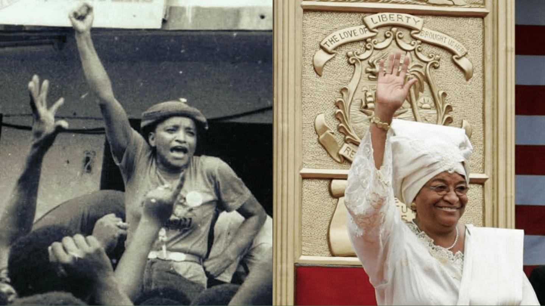 'Iron Lady' Ellen Johnson Sirleaf: Africa's first elected female president