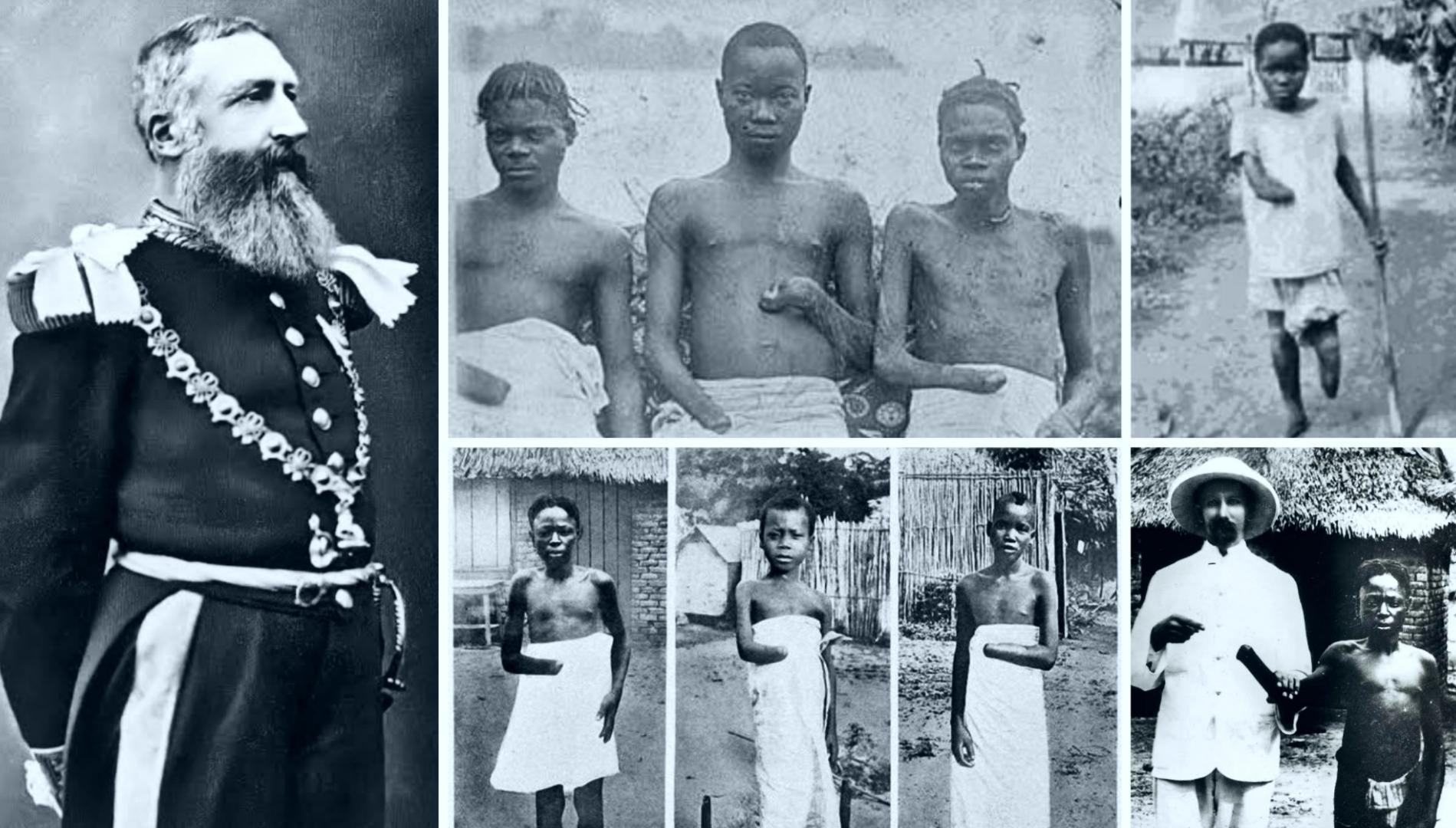 How King Leopold II of Belgium killed 10 million Africans in The Congo