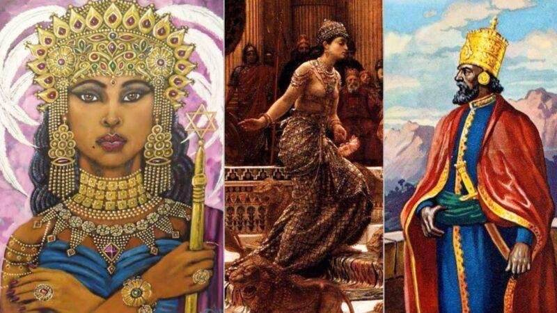 Queen of Sheba: African queen who visited King Solomon to verify his wisdom