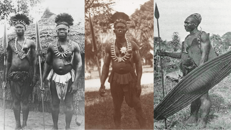 Ngala people – the panthers, one of the toughest African warrior ethnic groups