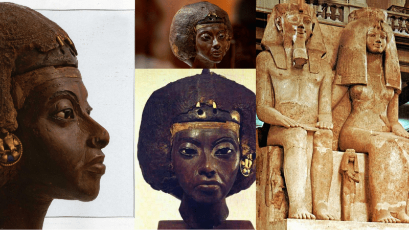 Queen Tiye: An influential royal wife and adviser of Pharaoh Amenhotep III