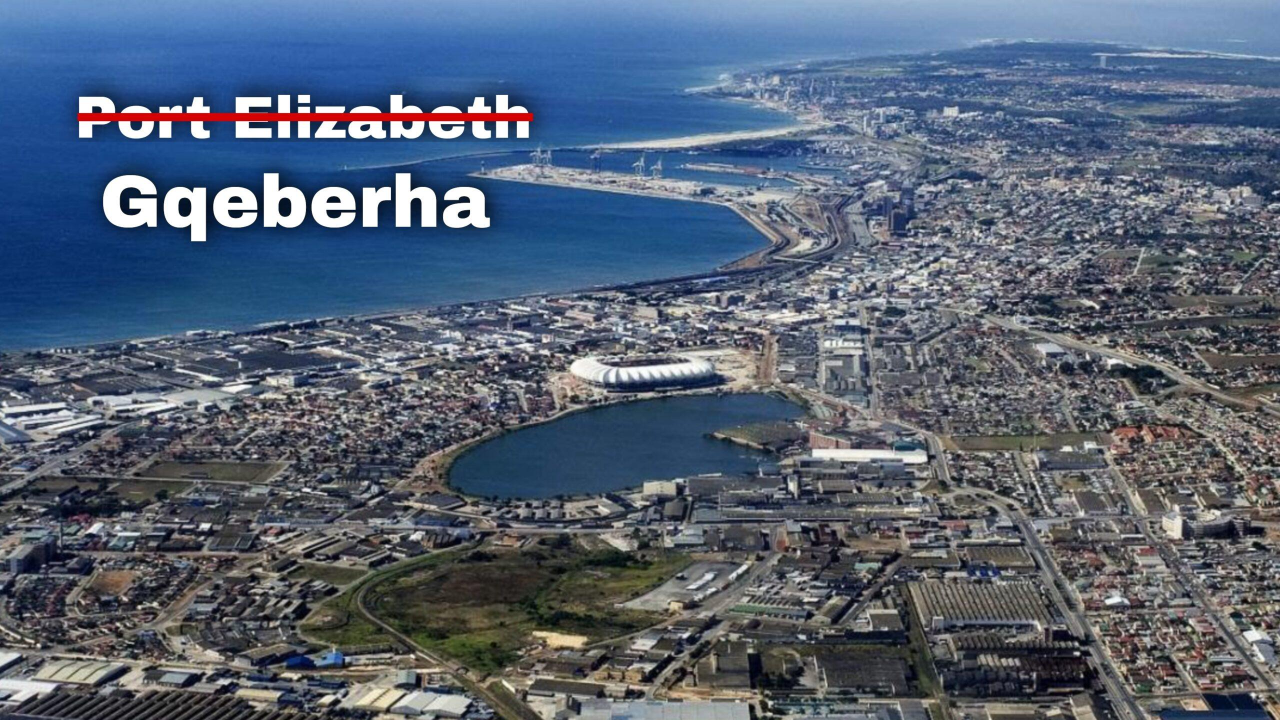South African cities' colonial names renamed in Xhosa