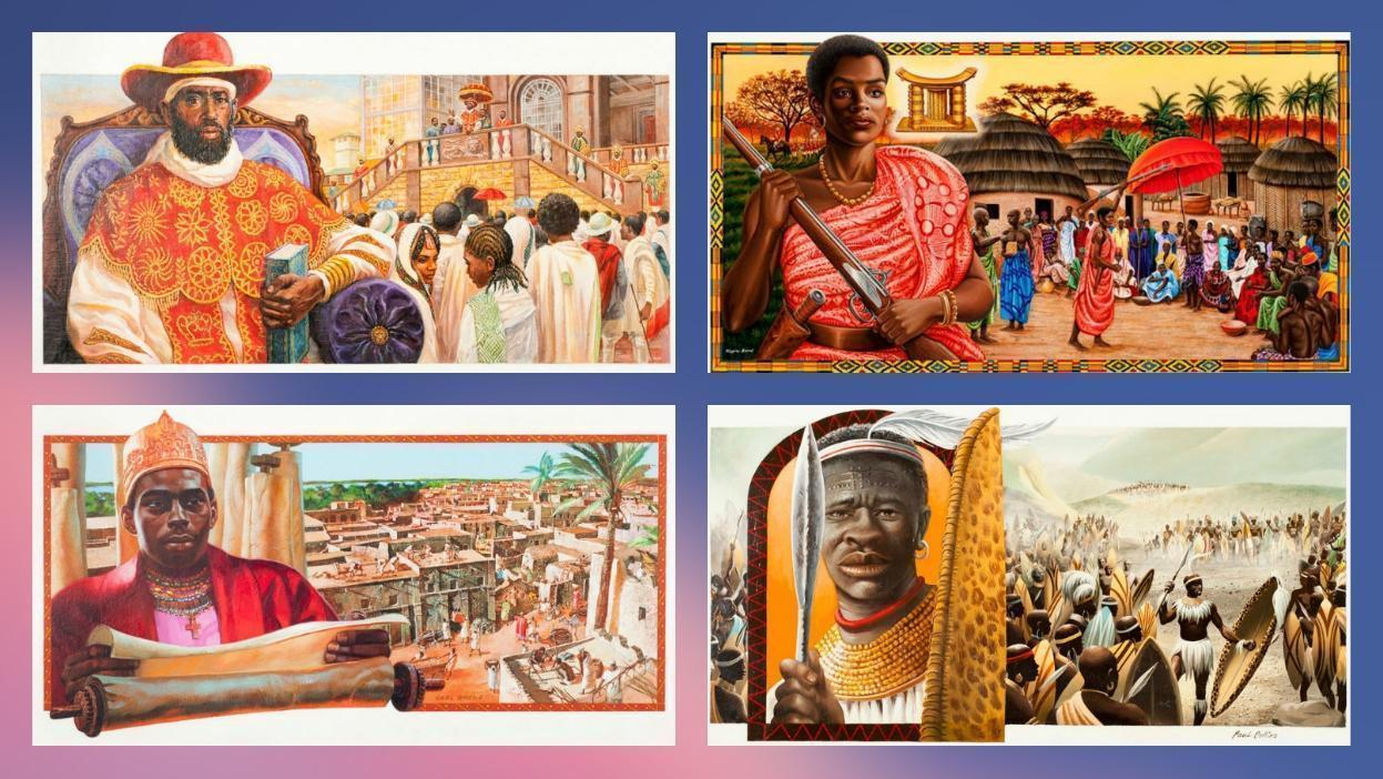 Legend of the Crown: The Art of African Great Kings and Queens