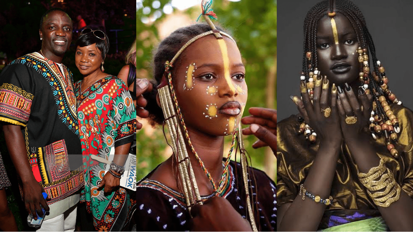 The Wolof People: largest tribe in Senegal also found in the Gambia & Mauritania