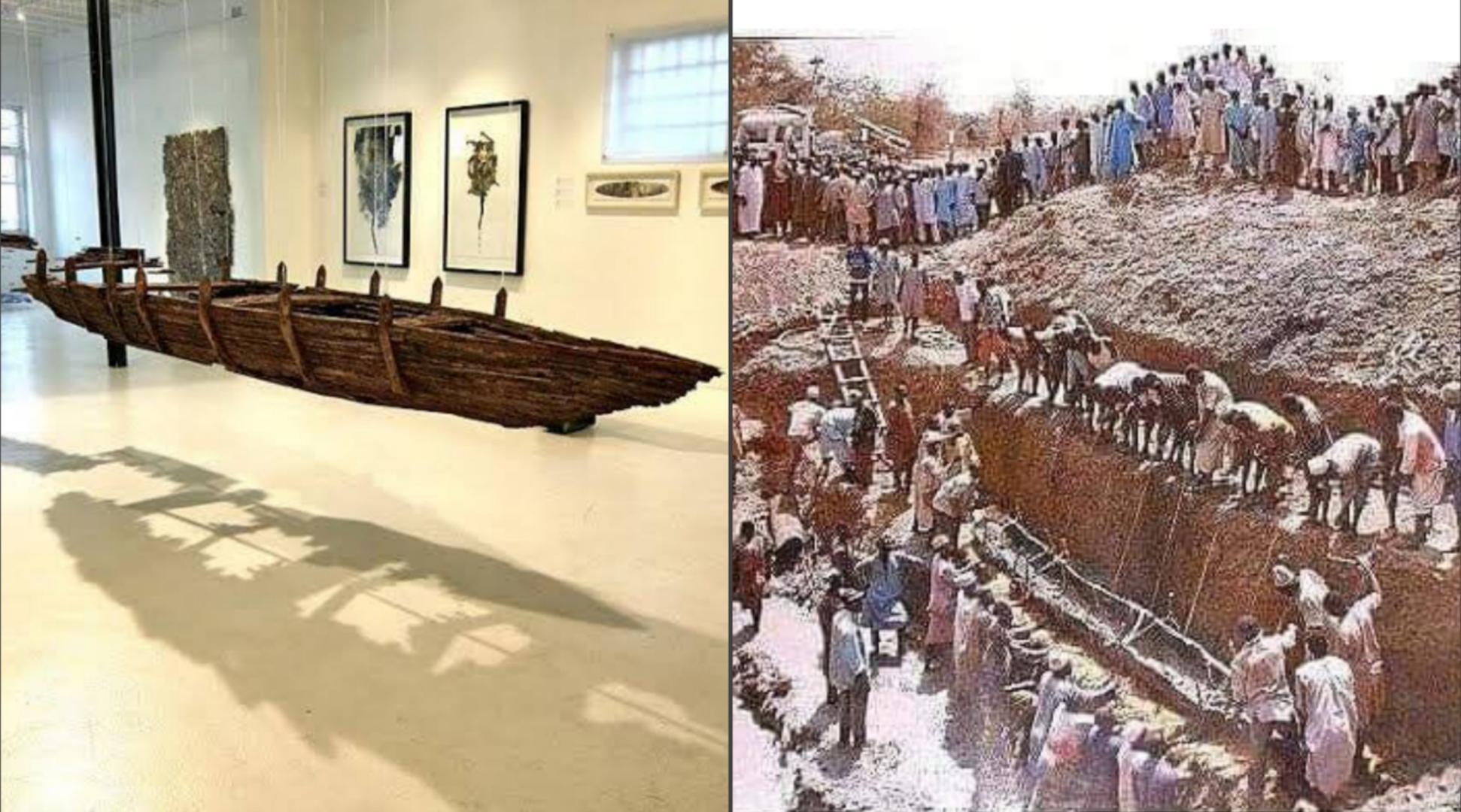 Dufuna Boat: The 8,000 years oldest Canoe in Africa & second oldest on earth