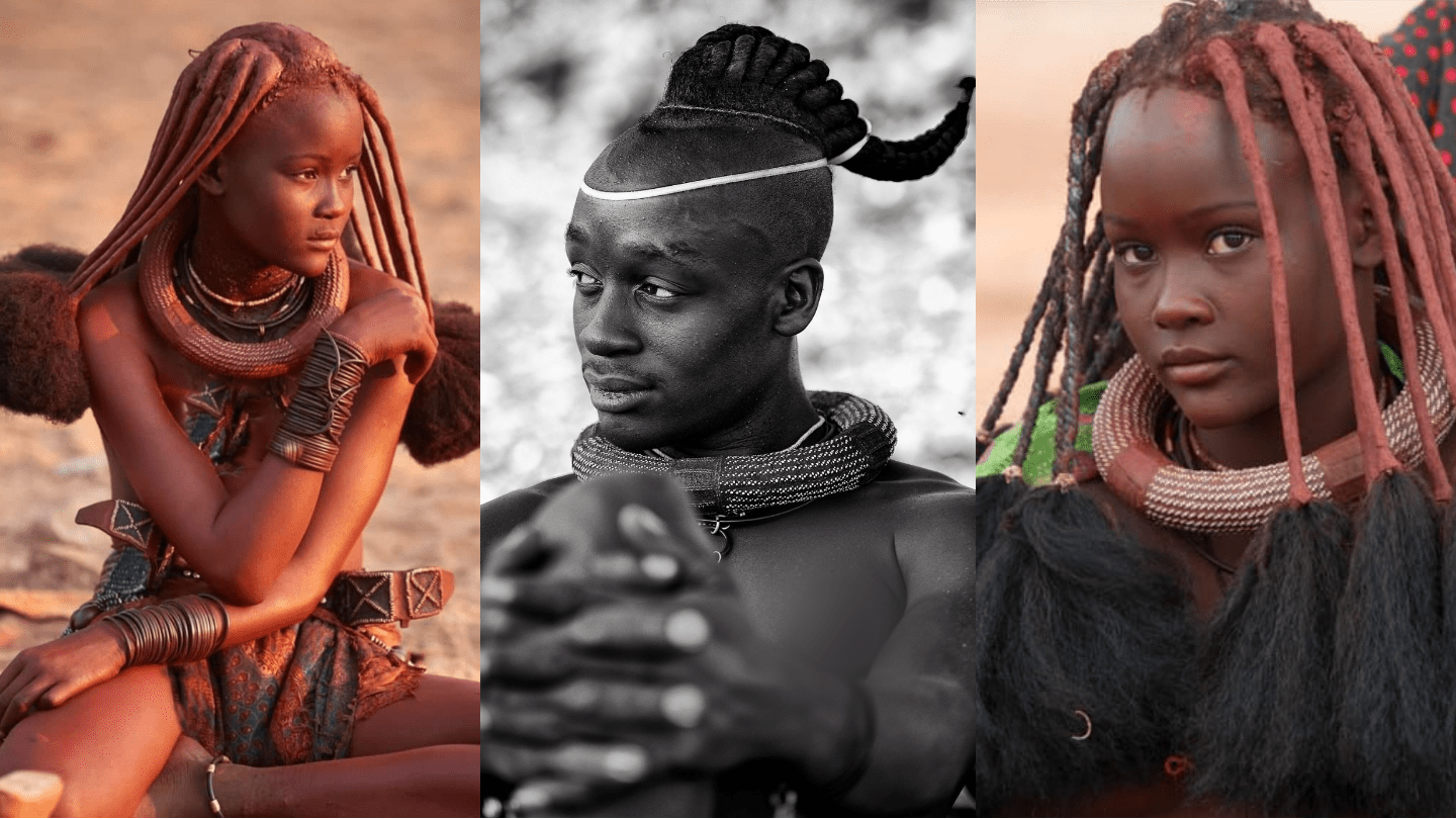 The Himba: African ancient tribe that never changed their ancient customs