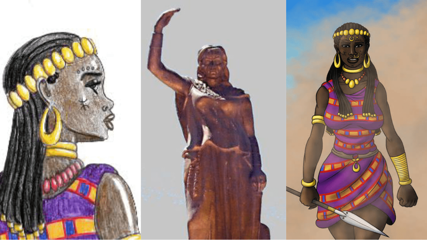 Dihya: Queen of the Desert who battled & defeated Arabs in North Africa