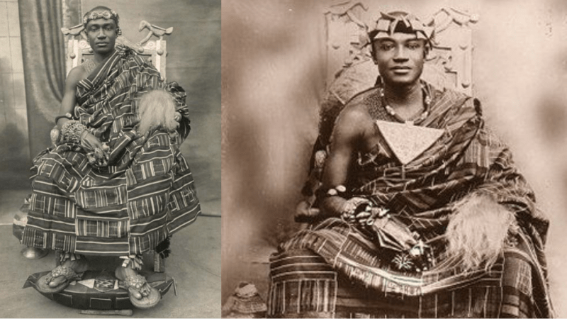'The Great man' King Osei Kofi Tutu I of Ashanti Empire (1660 – 1717)