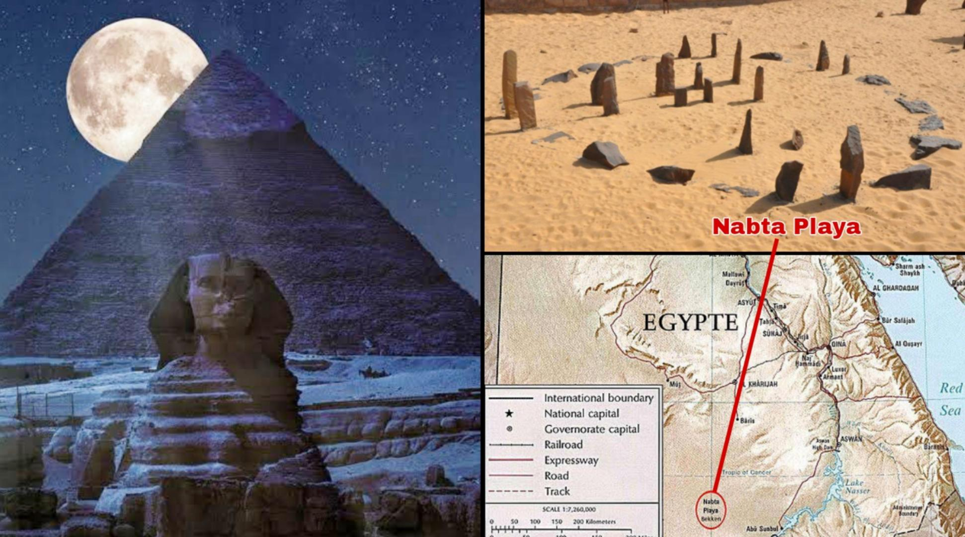 Africa created stars & moon system 7,000 years ago. World's oldest astronomical site