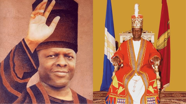 36th King of Buganda Kingdom, Kabaka Ronald Mutebi II 'the peaceful lion'