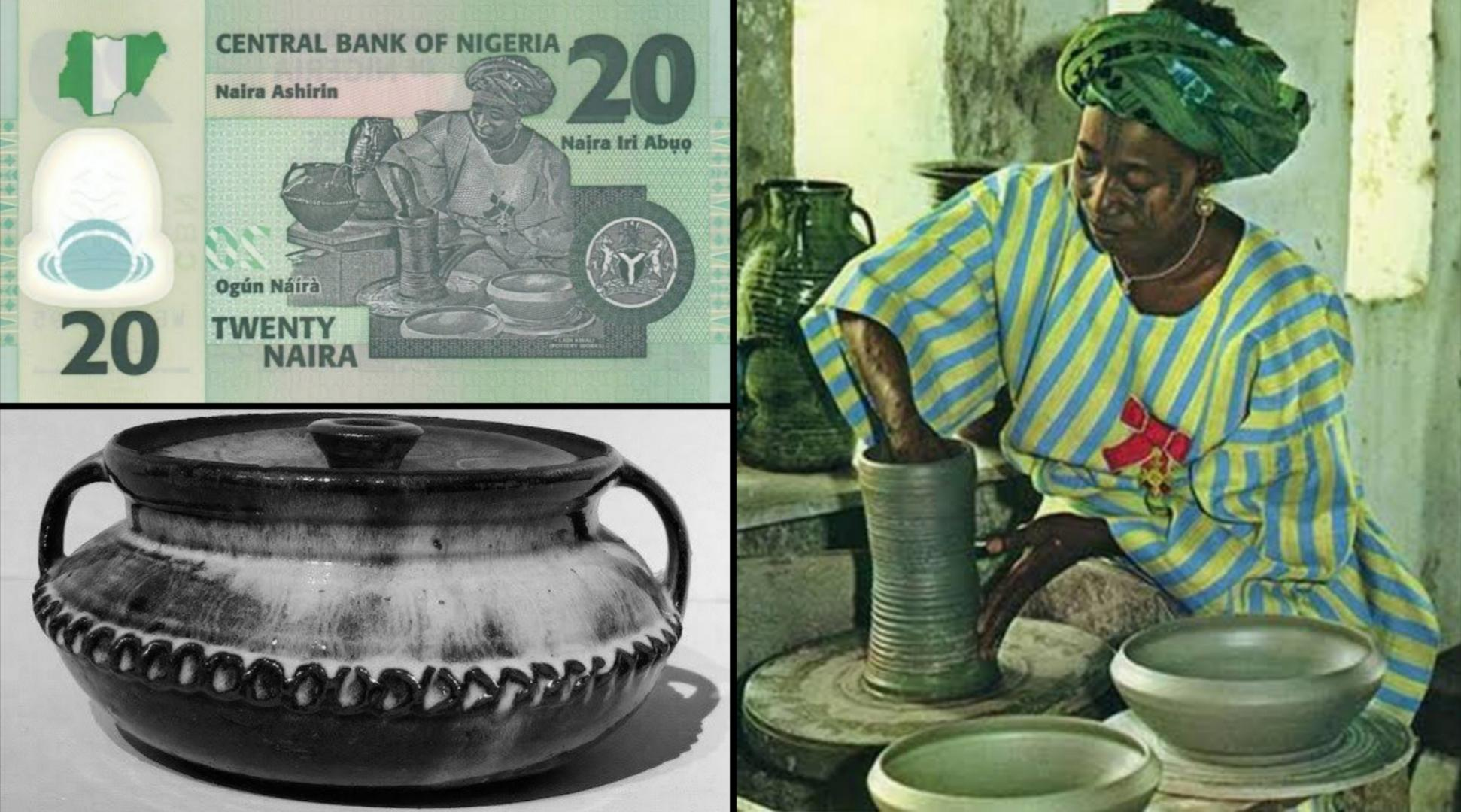 Story of Ladi Kwali. The legendary woman on Nigerian currency