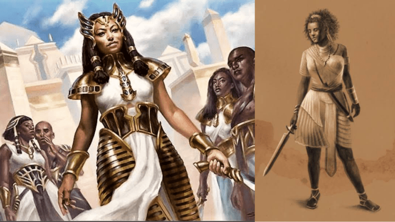 The untold story of the great Nubian Queen Shanakdakhete who ruled without a king