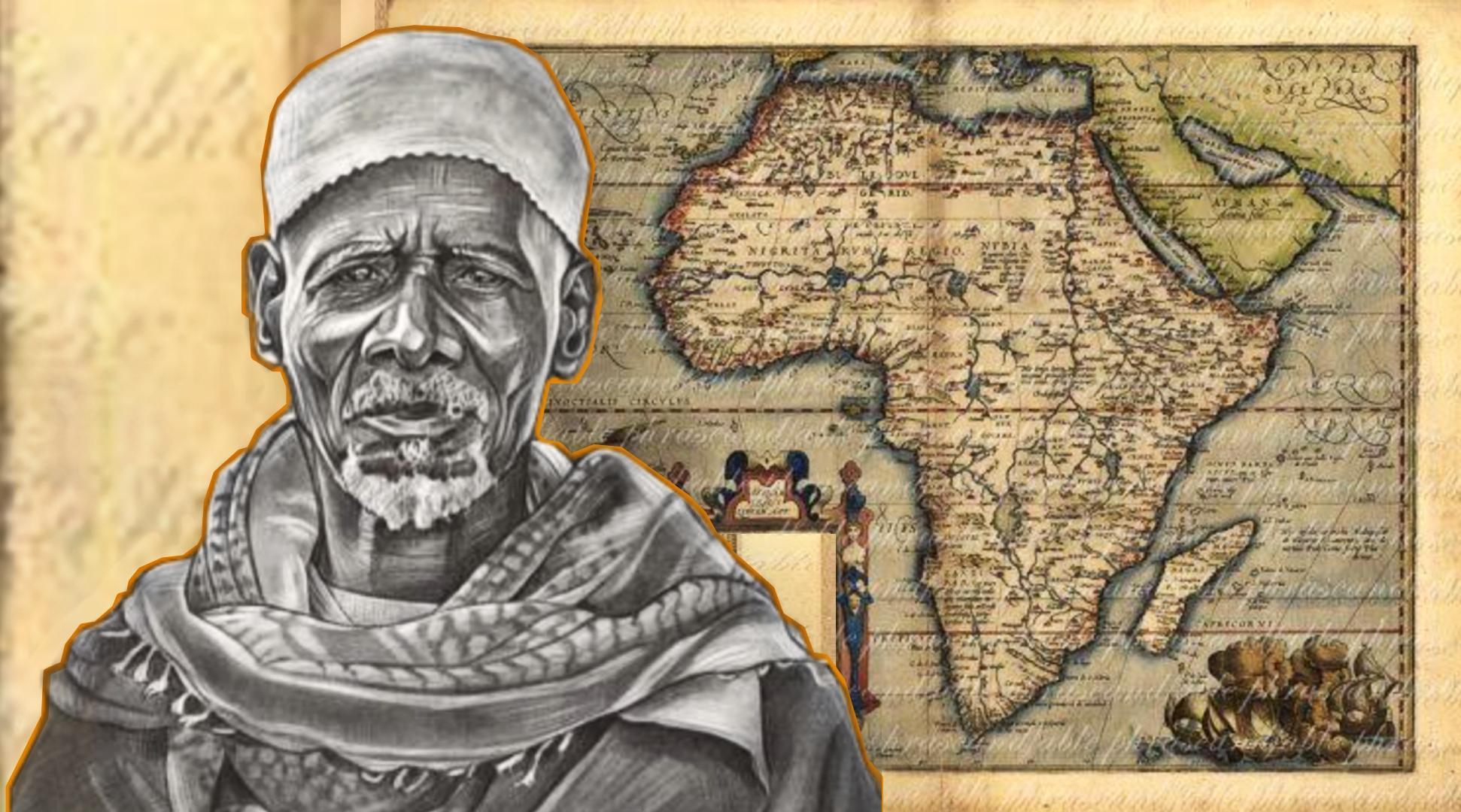 Almamy Suluku of Sierra Leone, the great politician c.1820 -1906
