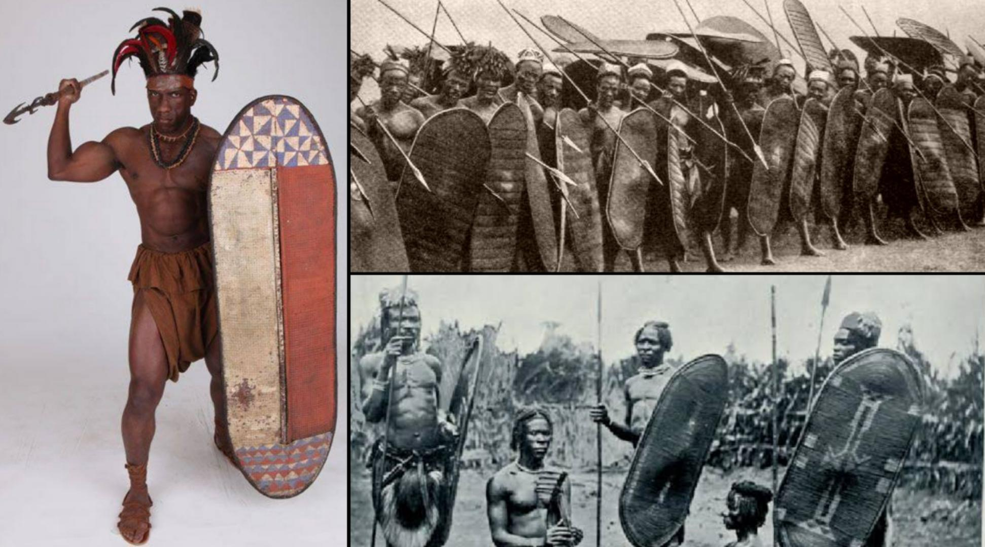 Azande: Warroir tribe that conquered parts of Central Africa Republic, DRC & South Sudan