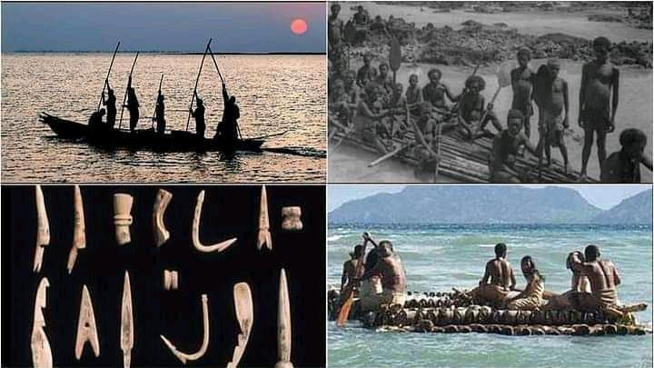 Africans were the first to organise fishing expeditions 90,000 years ago
