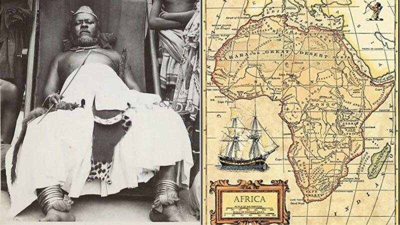 Kot Mabiinc, the paralysed king who ruled Kuba, the most culturally civilized kingdom in Africa