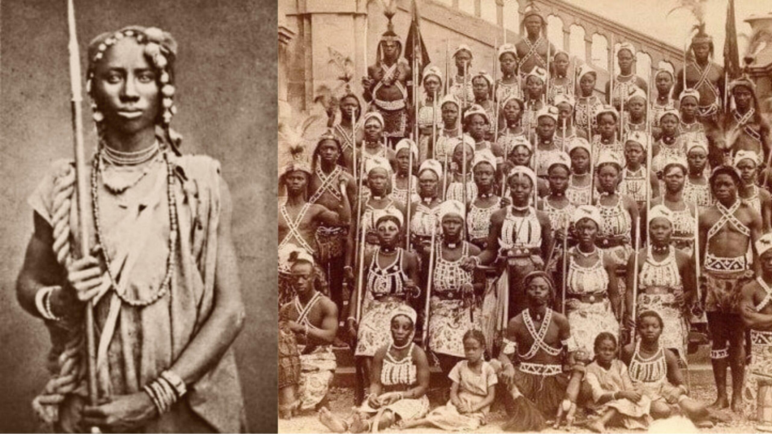 Queen Regent Hangbe, the founder of fearless female warriors of Dahomey Kingdom
