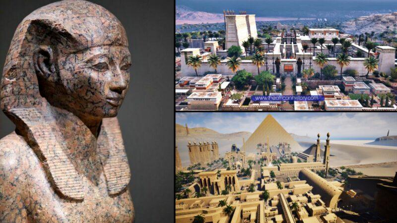 Hatshepsut, Ancient Egyptian brave Queen Warroir who ruled as a Pharaoh in 1478 BC