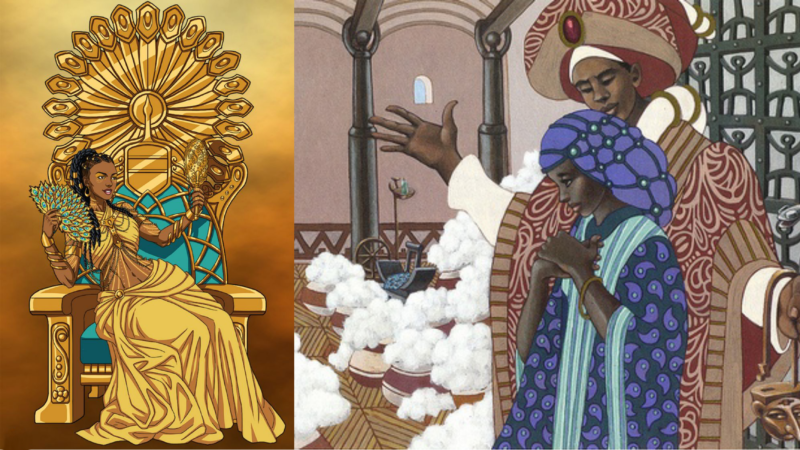 The history of Queen Nyabinghi, Shamanic priestess of East Africa