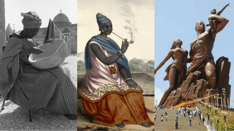 Jolof Empire, one of the great ancient African Empires 1350 – 1549